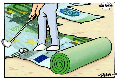 Cartoon: Golf (medium) by jrmora tagged golf,deportes