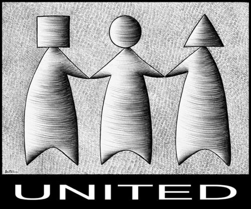 Unity in Diversity. Photo courtesy of Sanj@y (Flickr)