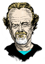 Cartoon: Ridley Scott (small) by Eoin tagged caricature,film,scott