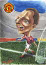 Cartoon: Chicharito (small) by Fredy tagged chicharito,man,football