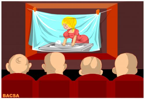 Funny Cartoon Cinema