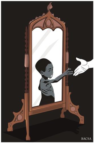 Mirror Cartoon Pictures