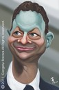 Cartoon: Gary Sinise (small) by bacsa tagged gary,sinise