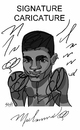 Cartoon: MUHAMMAD ALI (small) by bacsa tagged ali