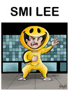 Cartoon: SMILEE (small) by bacsa tagged bruce,lee