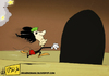 Cartoon: Gaddafi Mouse (small) by omomani tagged gaddafi,libya,arab,mouse