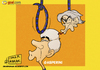 Cartoon: Gallows for Gasperini (small) by omomani tagged gasperini,inter,milan,italy,moratti,serie