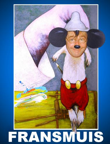 Cartoon: Franz Mouse (medium) by willemrasingart tagged mouse,