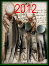 Cartoon: 2012 (small) by willemrasingart tagged happy new year