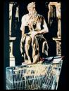Cartoon: Moses and the basket (small) by willemrasingart tagged art,
