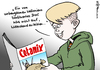 Cartoon: CETANIX (small) by Pfohlmann tagged karikatur,cartoon,2016,color,farbe,deutschland,europa,belgien,wallonie,wallonien,regionalparlament,ceta,freihandelsabkommen,kanada,asterix,cetanix,widerstand,dorf,gallien,gallier,comic