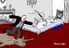Cartoon: Same EU-Procedure (small) by Pfohlmann tagged karikatur,cartoon,color,farbe,2014,türkei,eu,europa,integration,aufnahmeantrag,erdogan,same,procedure,butler,stolpern,korruption,korruptionsaffäre,brüssel,mitgliedschaft,kandidat,kandidatur