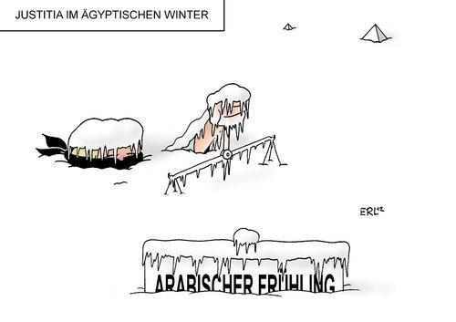 Ägyptischer Frühling