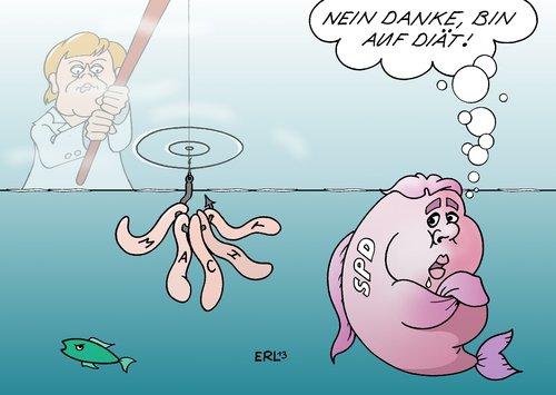 Angela by erl politics cartoon toonpool for Gabriele wurm
