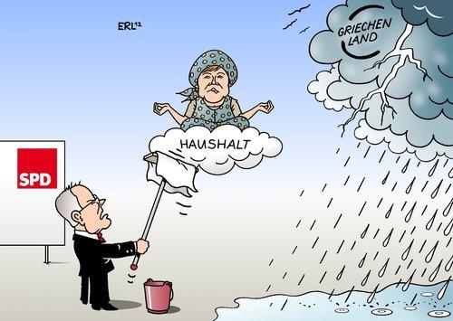 Boden der tatsachen by erl politics cartoon toonpool for Boden cartoon