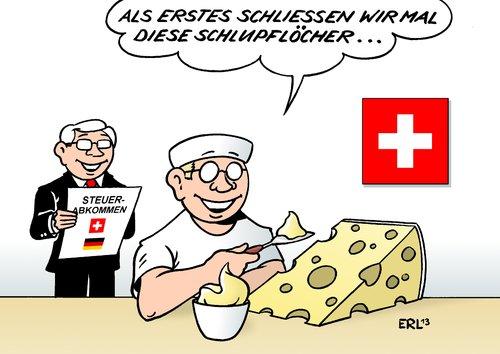 Steuerparadies Europa
