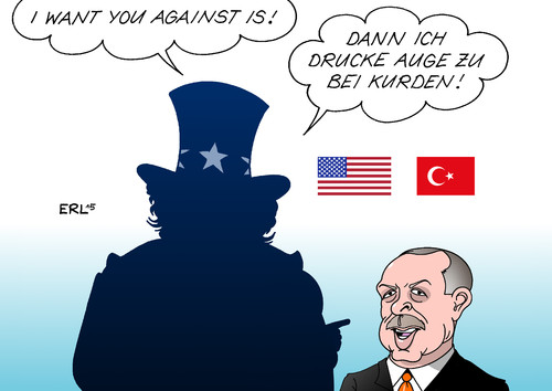 USA Erdogan