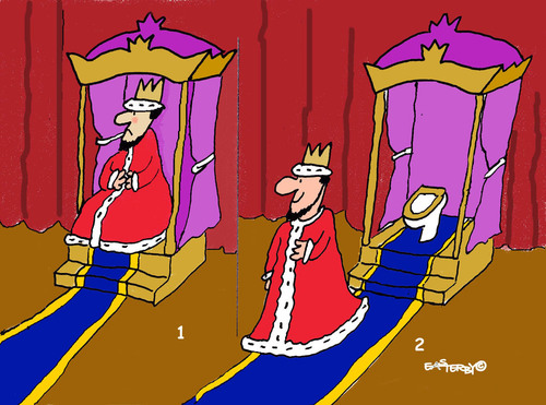Wallpaper King Throne ...