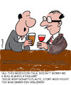 Cartoon: ALWAYS A LOSER (small) by EASTERBY tagged business,recession