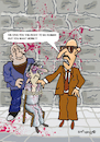 Cartoon: Human rights (small) by EASTERBY tagged human,rights,prisoner,torture