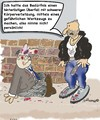 Cartoon: Innocent??? (small) by EASTERBY tagged mugging streetfight robbery