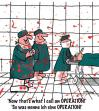 Cartoon: OPERATION BLOOD (small) by EASTERBY tagged operation,medicine