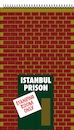 Cartoon: Turkey Prisons (small) by EASTERBY tagged turkey,prisons,free,speech