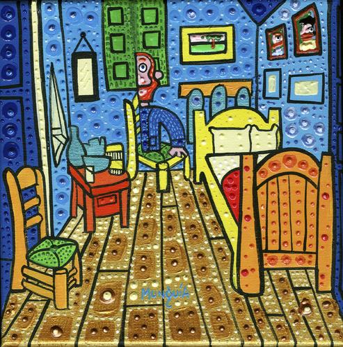 El Cuarto De Van Gogh By Munguia