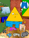Cartoon: El triangulo de las Bermudas (small) by Munguia tagged triangulo,bermuda,spoof