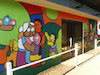 Cartoon: Elders gave me a hand (small) by Munguia tagged mural,painting,elders,colour
