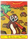 Cartoon: Monkey Scream (small) by Munguia tagged the,scream,munch,bridge,bruke,monkey,munguia,costa,rica,world