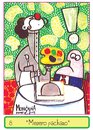 Cartoon: painted lunch (small) by Munguia tagged clown,payaso,munguia,calcamunguia,restaurant,dinner