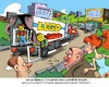Cartoon: Lego (small) by Martin Hron tagged plastic,windows
