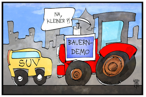 Bauernprotest