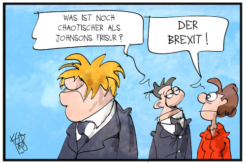 Brexit-Chaos