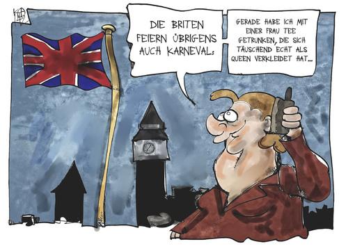 politik in england
