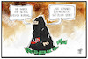 Cartoon: AfD-Parteispenden (small) by Kostas Koufogiorgos tagged karikatur,koufogiorgos,illustration,cartoon,afd,parteispenden,burka,verstecken,korruption,partei,geld