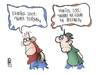 Cartoon: New Elections (small) by Kostas Koufogiorgos tagged greece,elections,eurozone,drachma,economy