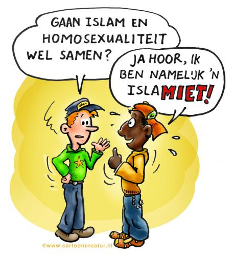 Muslim gays. Click to enlarge | Send as e-Card Tweet