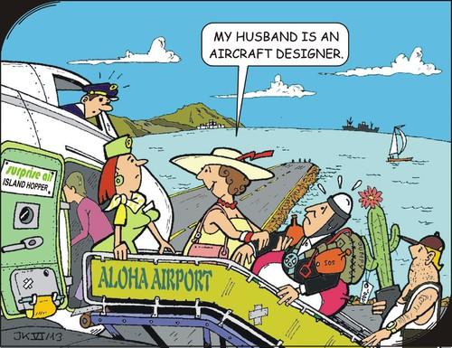 Cartoon Fear Of Flying Medium By JotKa Tagged Aidfloatingring