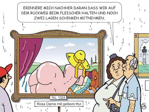 Schinken By Jotka Media Culture Cartoon Toonpool