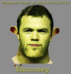 Cartoon: Shrooney (small) by azamponi tagged wayne,rooney,caricature,soccer