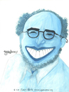 Cartoon: Atilla Atala (small) by CIGDEM DEMIR tagged atilla atala