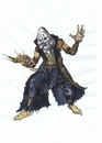 Cartoon: Scarecrow (small) by Cesc tagged batman