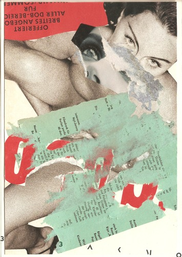Cartoon: Collage (medium) by Babak Mo tagged babakmo,dada,art,kunst,1950,1970,1960,2015,old,paper,magazine,collage,dadaism