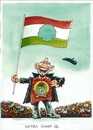 Cartoon: Flag (small) by Dluho tagged 1956