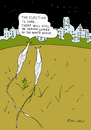 Cartoon: No. 18 (small) by Snail Community Global tagged election,coffee,snail,snails,art,white,house