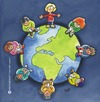 Cartoon: children of the world (small) by Dodenhoff Cartoons tagged children,humanity