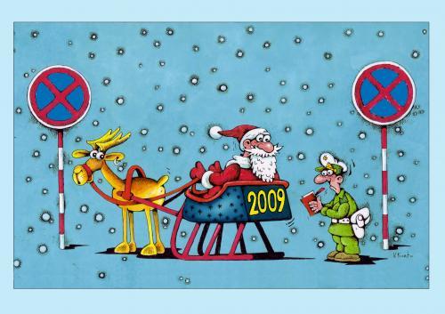 weihnachten by kurtu media culture cartoon toonpool. Black Bedroom Furniture Sets. Home Design Ideas
