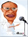 Cartoon: Dr.sukumar azhikode (small) by asrus tagged culture